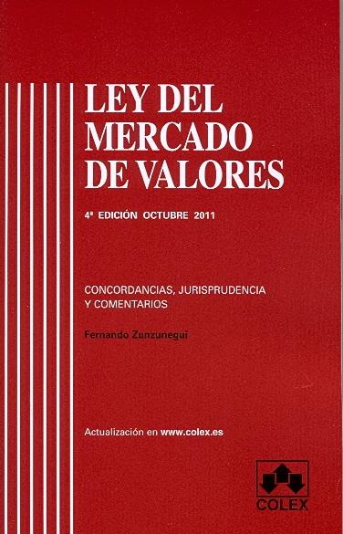 ley del mercado de valores Una Ley que transformó al inversor español