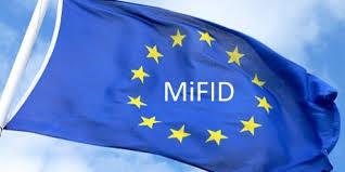 %name MiFID II ya tiene un texto definitivo