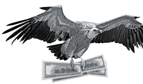 %name Cómo rescatar un crédito hipotecario de un fondo buitre