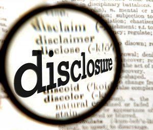 Disclosure 300x255 Nueva Directiva sobre divulgación de información no financiera