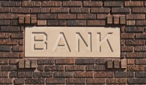 Chapman Bank Sign