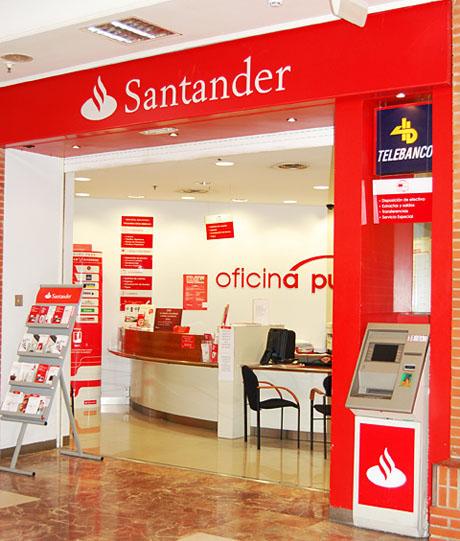 Banco santander revista de derecho del mercado for Oficinas banco santander zaragoza capital