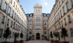 ESMA HQ IN PARIS