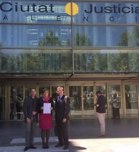 img 1206 275x300 Afectados por acciones Bankia reclaman que se admitan las demandas acumuladas