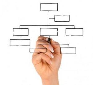 elaborar organigrama empresa 300x276 ESMA adapta su organigrama a su Orientación Estratégica