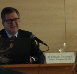 img 1839 300x289 Se celebra con gran éxito el 11º Congreso Jurídico de la Abogacía en Málaga