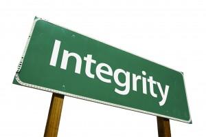 integrity 300x199 Informe del FSB sobre mala conducta en el sector financiero