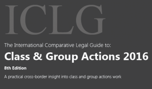 sin ttulo 300x177 International Comparative Legal Guide: Class & Group Actions 2016