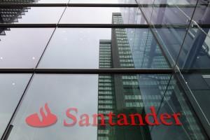 banco santander 300x200 Santander se mantiene como entidad sistémica global frente a BBVA que deja de serlo
