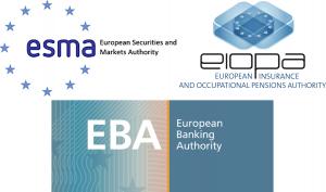 ESAS 002 300x177 ESMA, EBA y EIOPA responden a la consulta de la CE sobre su funcionamiento