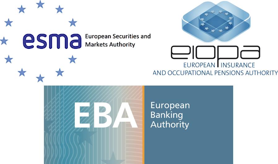 ESMA, EBA y EIOPA responden a la consulta de la CE sobre su funcionamiento