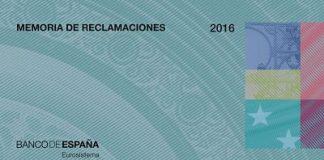 Memoria Reclamaciones 2016 BdE