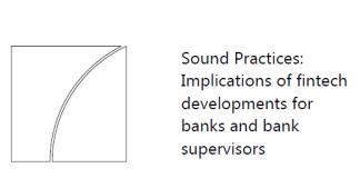 Informe Comité Basilea - fintech
