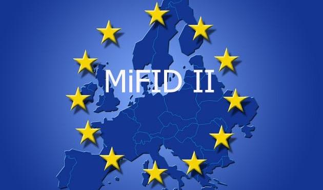 Resultado de imagen de mifid II europe