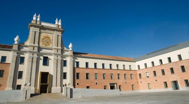 Centro Cultural Conde Duque de Madrid. Fuente: Ayuntamiento de Madrid
