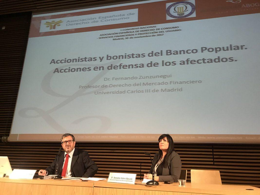 Fernando Zunzunegui y Sonsoles Valero. Fuente: Cristina Vallejo