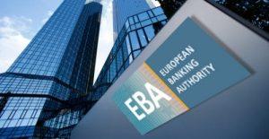 EBA European banking authority Autoridad Bancaria Europea 300x155 300x155 Directrices EBA para el reporte de incidencias con PSD2