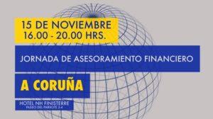 EFPACoruña 300x168 Jornada EFPA de asesoramiento financiero en A Coruña