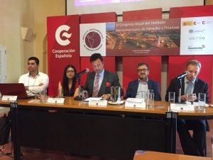 comisiónfintech 300x225 Celebrado con gran éxito el III Congreso del Instituto Iberoamericano de Derecho y Finanzas