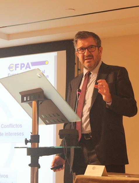 Fernando Zunzunegui EFPA Madrid MFID II 1 MiFID II: EFPA aborda los retos del compliance