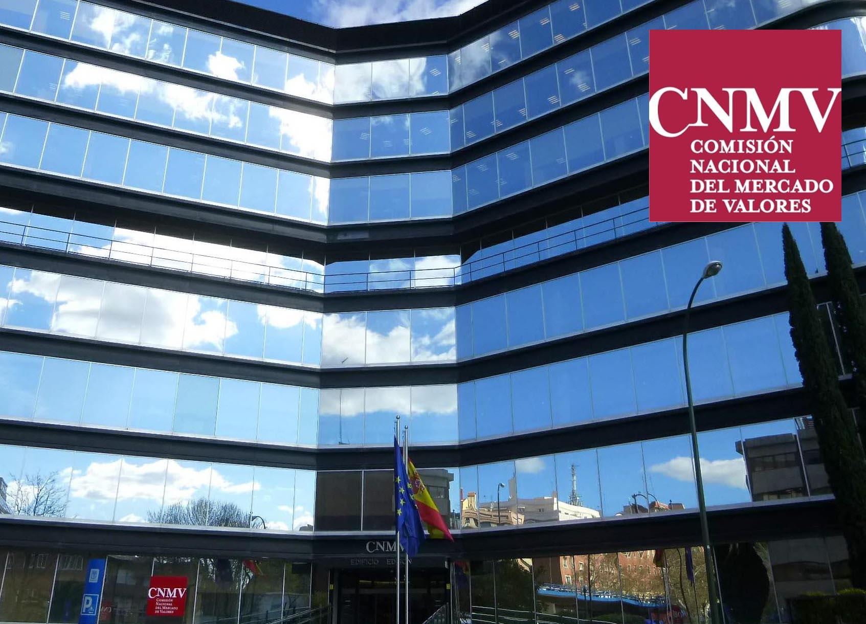 Comisión Nacional del Mercado de Valores comunicación 1 Criterios de la CNMV sobre difusión de información relevante por la prensa