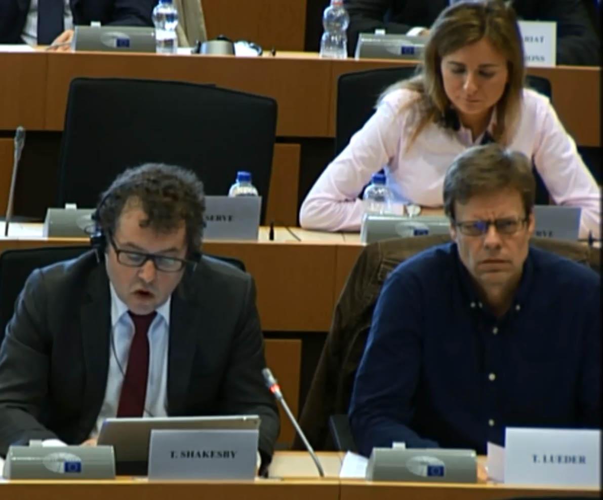 Shakesby y Lueder Mis selling El Parlamento Europeo a favor de proteger al consumidor financiero