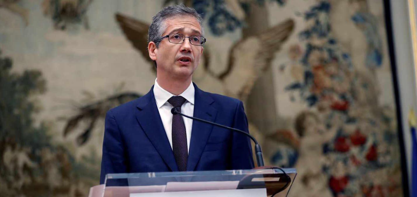 de Cos BdE Banco de España defiende las oportunidades que ofrece la revolución digital