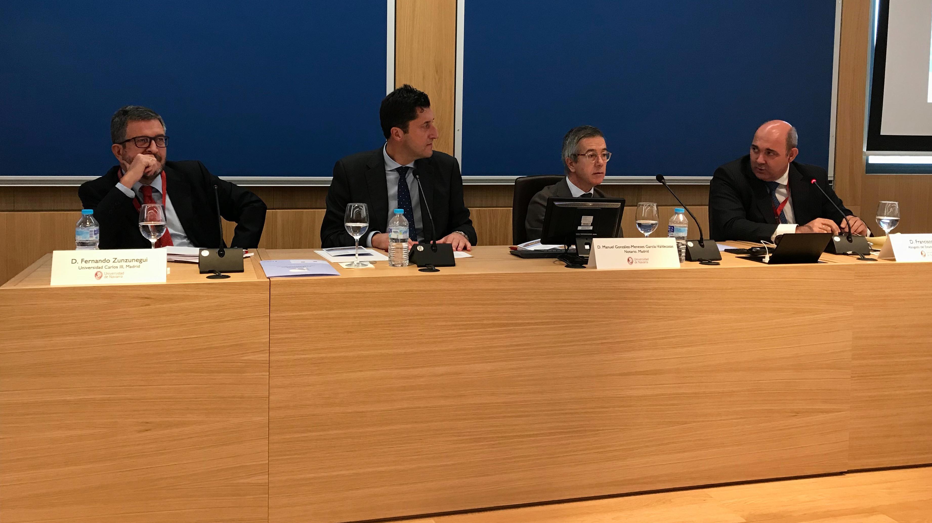 Universidad de Navarra Jornada regulación Financiera Open Banking: Hacia un modelo de banca abierta (PSD2)