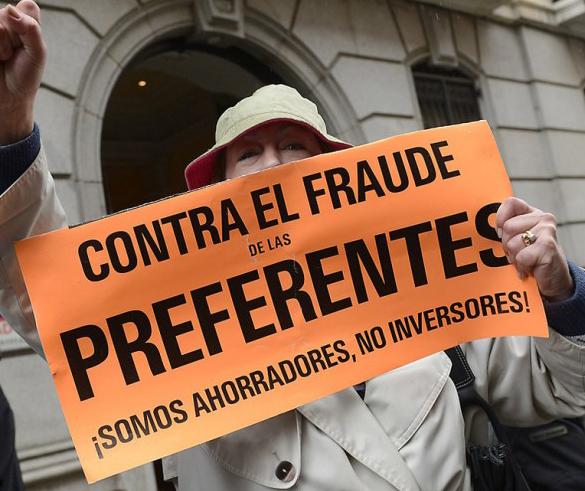 fraude preferentes españa Andreu Missé: los directivos de la banca son los responsables de la crisis financiera