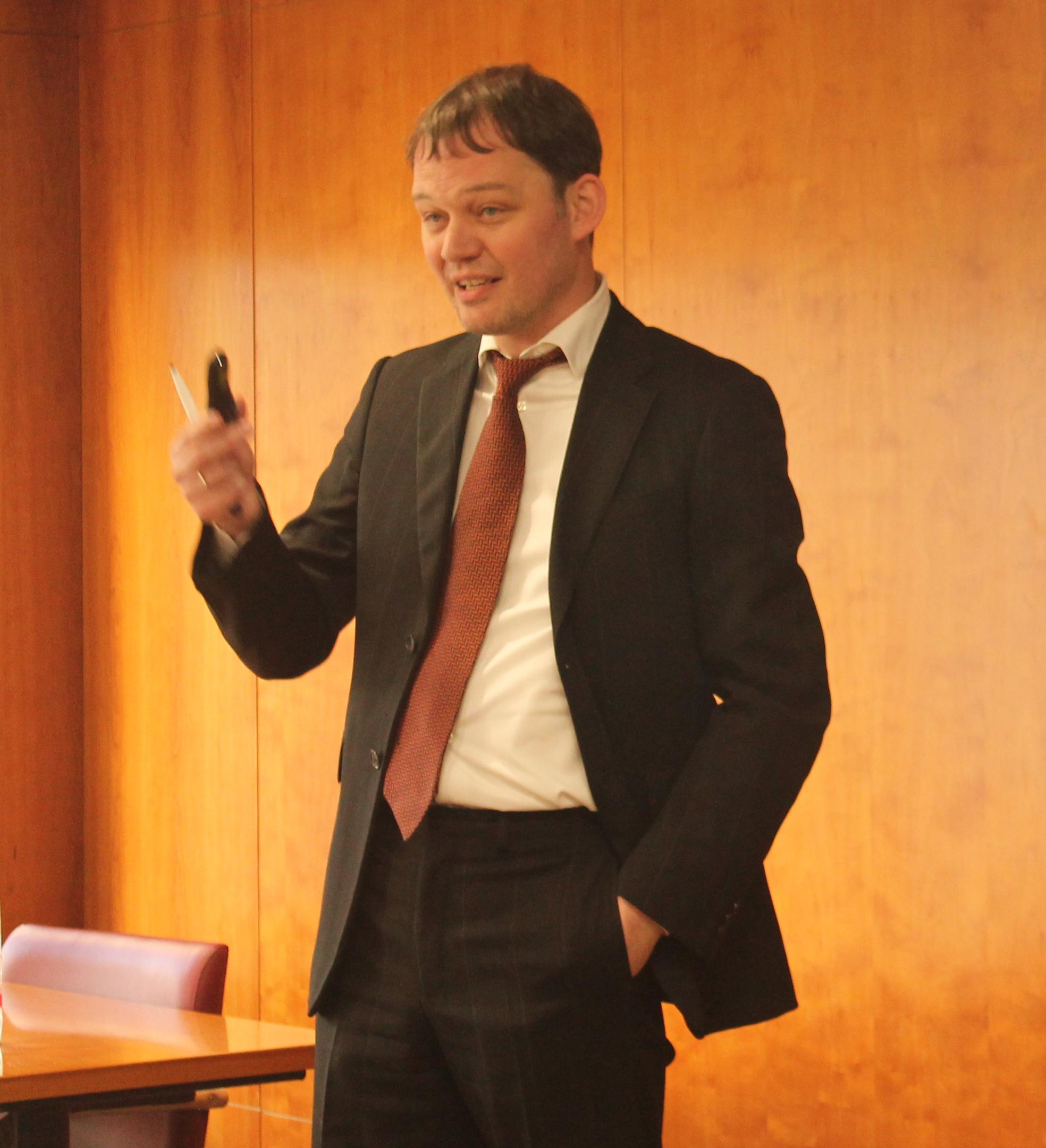 Werner Bijkerk Fintech, RegTech y SupTech objeto de un curso especial