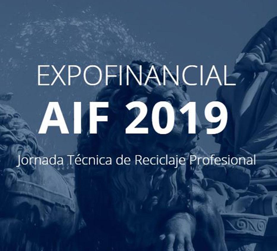 Expofinancial Jornada 2019 Expofinancial analiza cómo afecta la nueva ley hipotecaria a los intermediarios de crédito