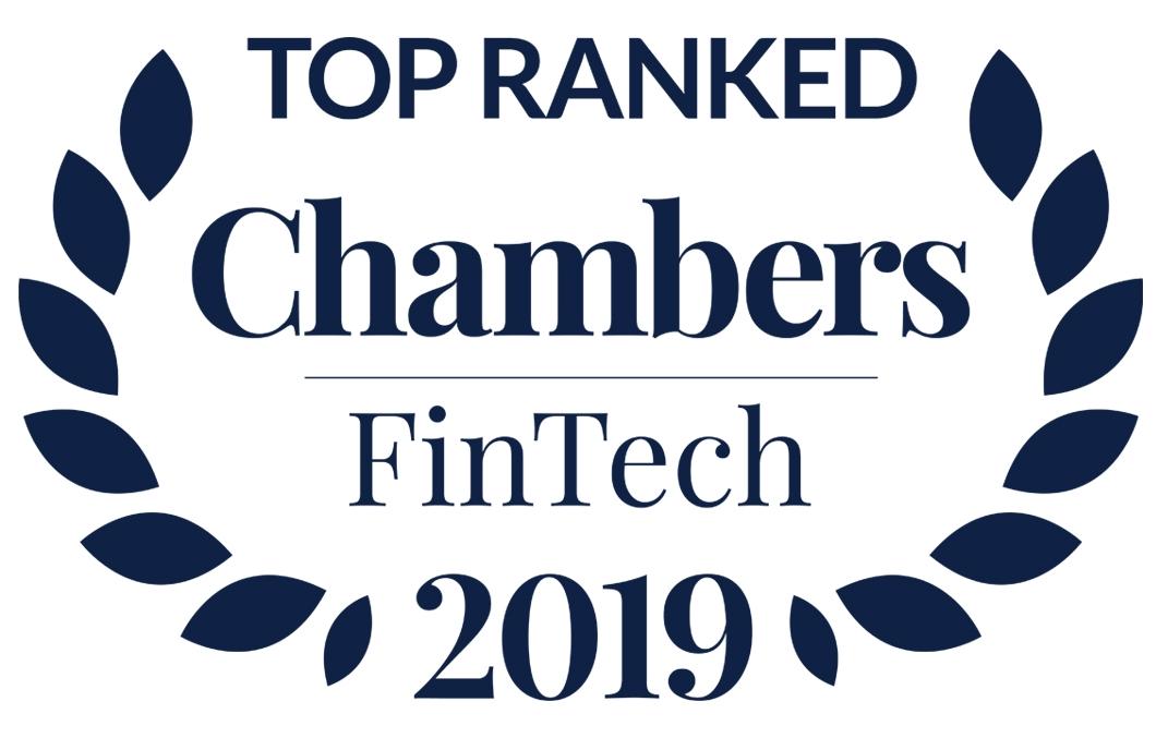 Logo Chambers Fintech 2020 Chambers & Partners reconoce a Fernando Zunzunegui como uno de los mejores abogado Fintech 2020