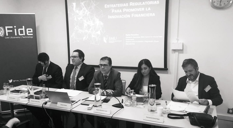 Zunzunegui Fide Congreso Fintech, Regtech y Legaltech: Fundamentos y desafíos regulatorios de las nuevas tecnologías en el derecho y las finanzas