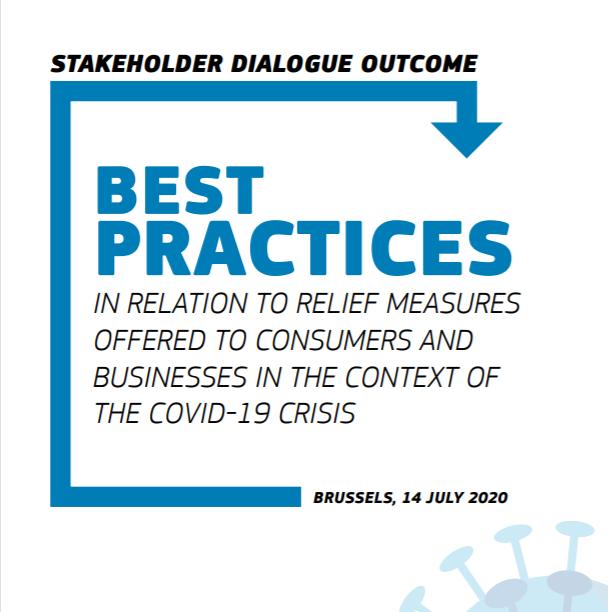 Best practices COVID 19: 'Best practices' para el sector financiero
