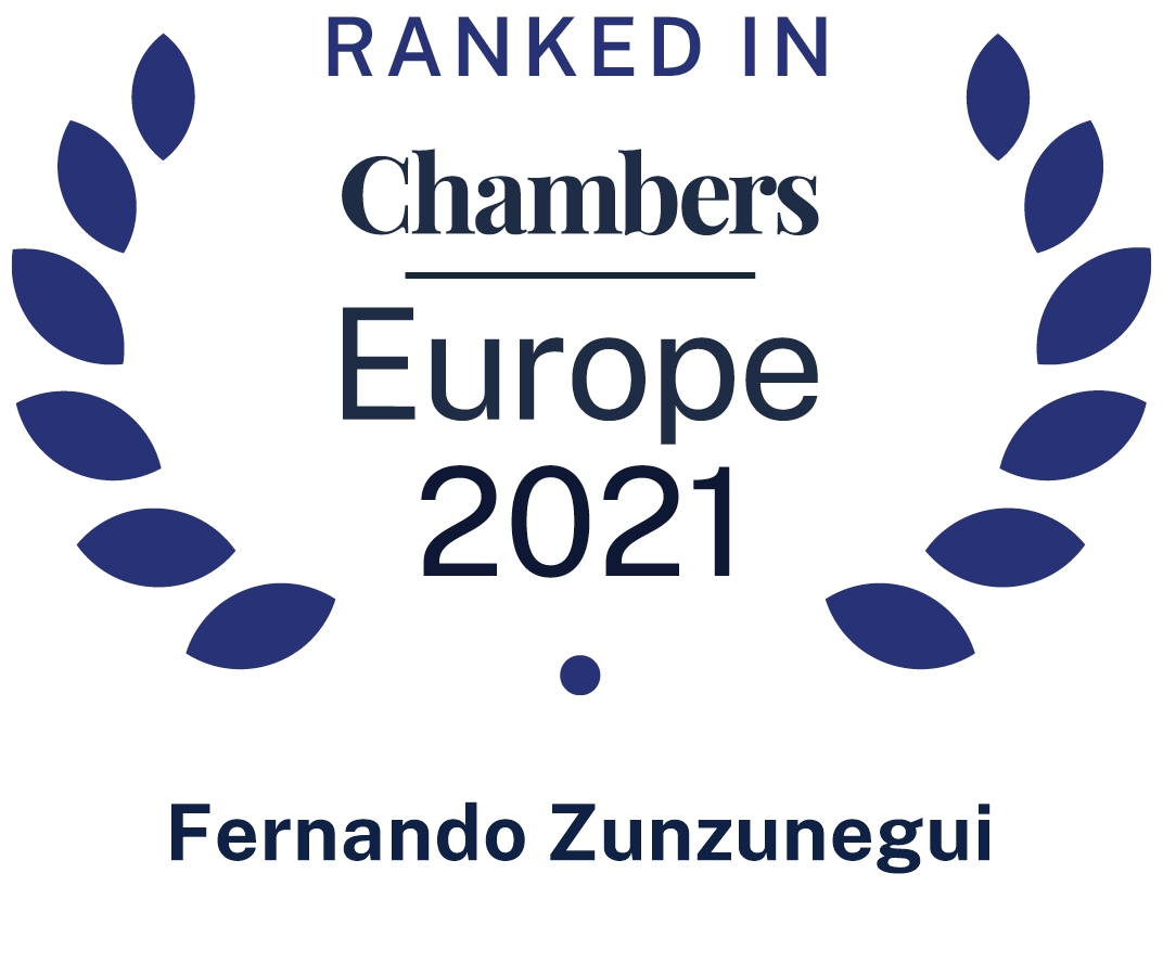 Chambers Europe 2021 Director
